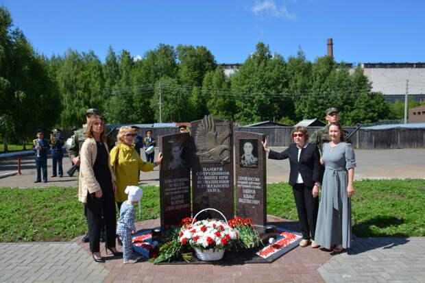 Мемориал погибшим спецназовцам открылся в Ижевске