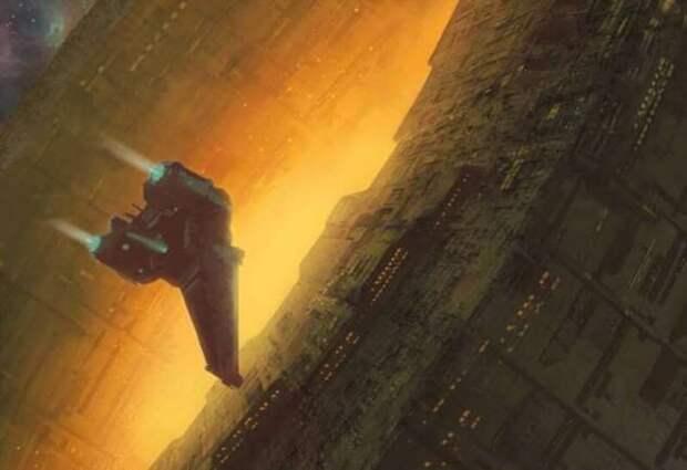 5 разных и оригинальных взглядов на космос из фантастики (5 фото)
