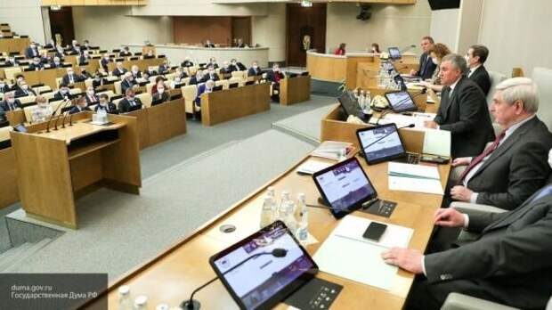 ГД приняла законопроект об удаленной работе в первом чтении