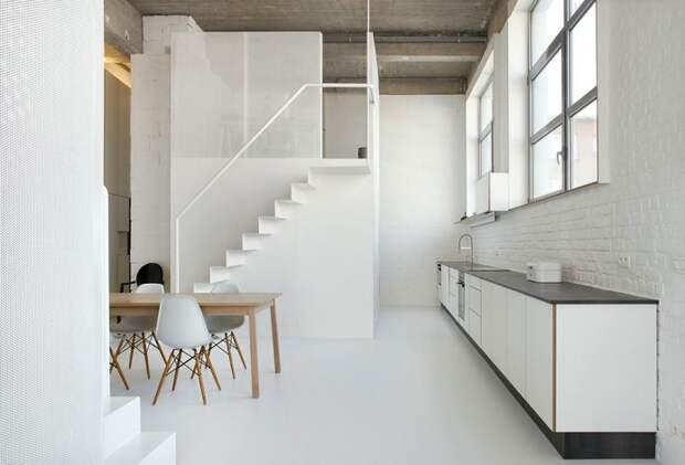 Особенности дизайна интерьера в стиле лофт