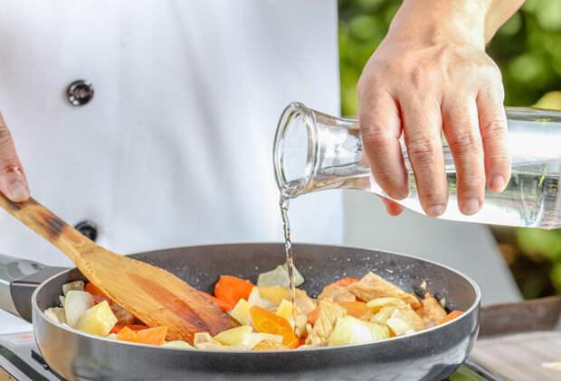 Кулинарные хитрости: используем воду