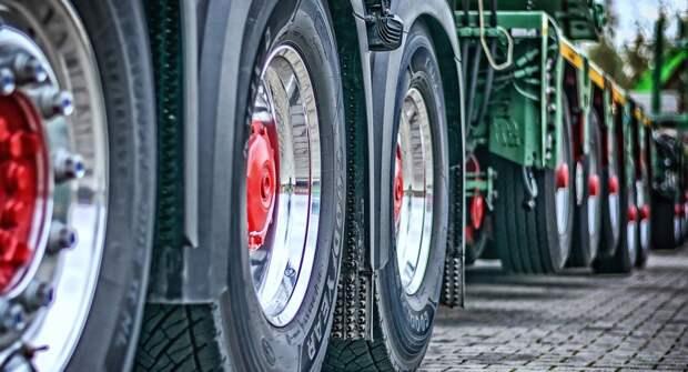 Для чего в грузовике применяется пневмоклапан?