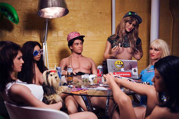 Секс-куклы в фотопроекте Стейси Ли «Средние американцы» 6