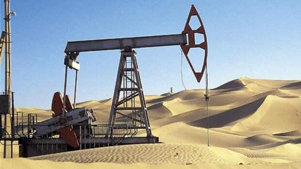 На1,6% увеличил добычу нефти Эр-Рияд в январе 2020