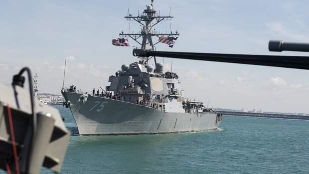 Российский адмирал назвал возможную причину отказа США отправлять эсминцы в Черное море
