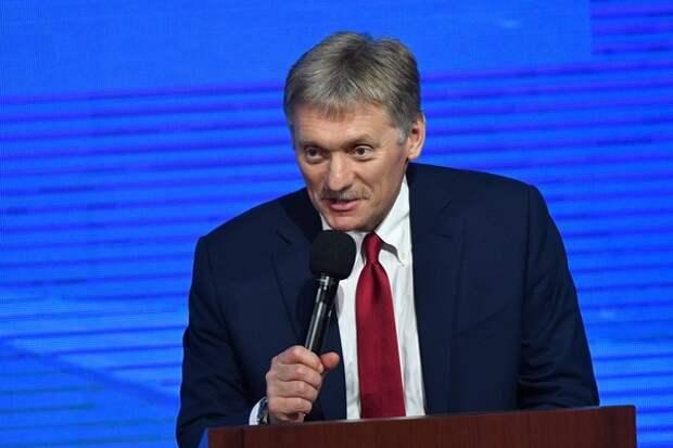 """Песков назвал послание Путина федеральному собранию """"постковидным"""", а время """"беспрецедентным"""""""