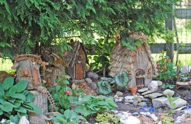Сад фей - ваш тайный уголок