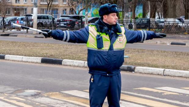Около 700 нарушений ПДД выявили в Подольске за неделю