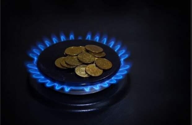 Украина цены на газ эксперт