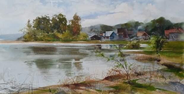 художник Илья Ибряев картины - 12