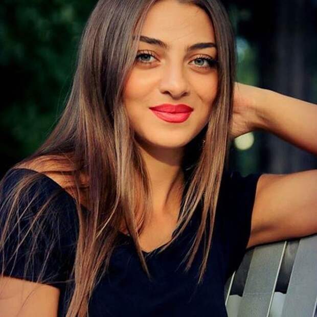 Грузинские красавицы (28 фото)