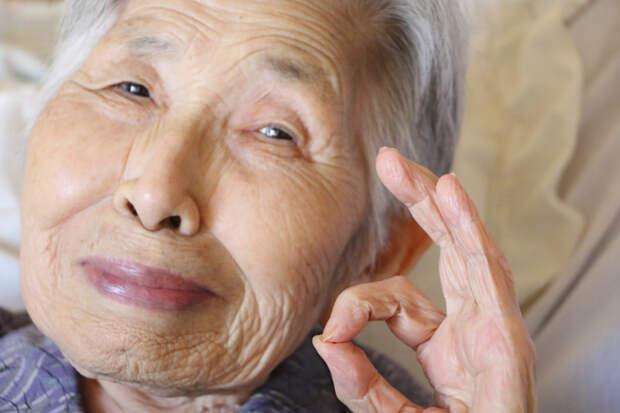 Единственный секрет долгожителей Японии