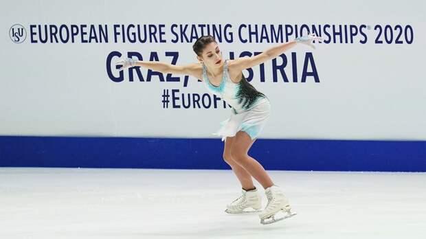 Урусских девушек все места втоп-3 наЧЕ-2020. Косторной полбалла нехватило домирового рекорда