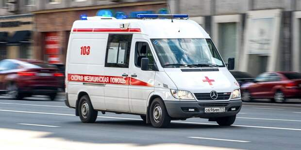 На бульваре Яна Райниса таксист сбил женщину