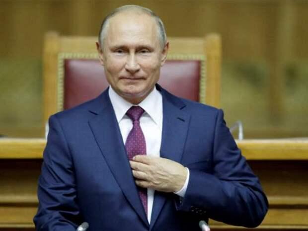 Звезды поздравили Путина с днем рождения