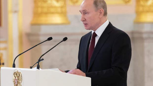 Такая, знаете… бомбёжка Воронежа. Путин ответил на все вопросы о санкциях. Точка