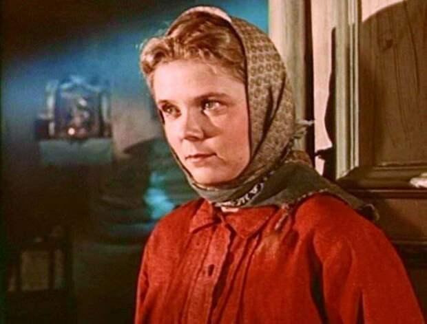 Роза Макагонова в фильме *Школа мужества*, 1954 | Фото: kino-teatr.ru