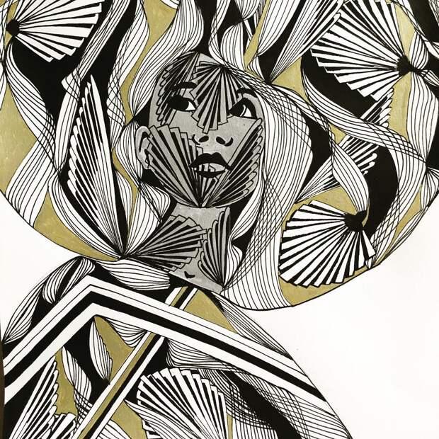 Majéon – французская художница  (4).jpg