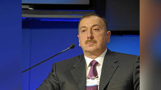 Алиев дал Армении «последний шанс» на вывод войск из Карабаха