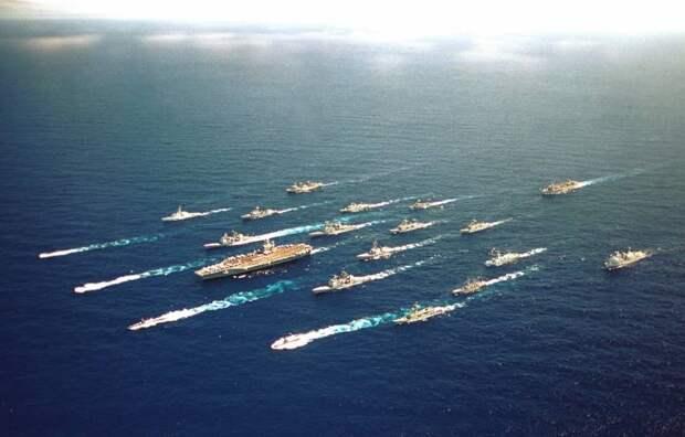 Атомный многофункциональный подводный крейсер: асимметричный ответ Западу