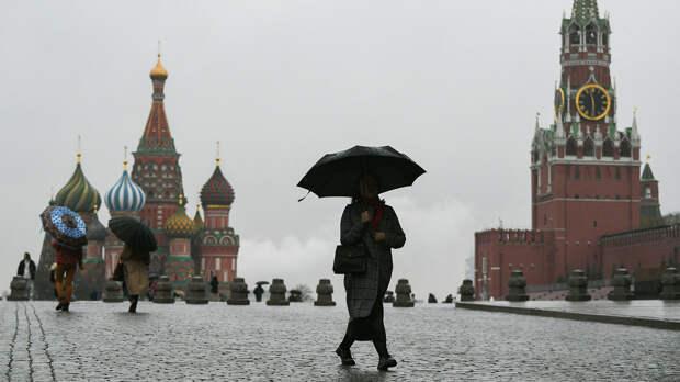 Вильфанд объяснил дожди в Москве и Подмосковье
