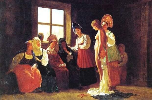 Проверка на фертильность древняя русь, замужество, контрацепция, позор, семья, смотрины