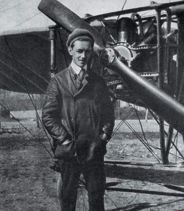 Русский офицер отменил «смертный приговор» пионерам авиации