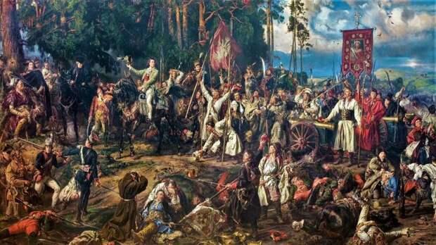 Город Вроцлав, бронзовые гномы и диорама битвы у Рацлавицы. В 2-х частях