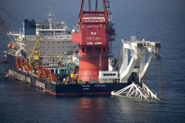 Немецкие чиновники предложили «Газпрому» продать «Северный поток-2»