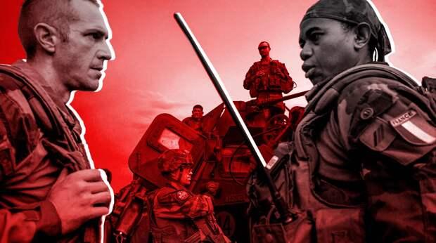 Россиянин рассказал о службе под чужим флагом и тонкостях боевых операций в Африке Коллаж: © Daily Storm