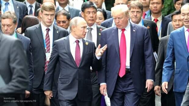 NBC News сообщил, что Трамп хочет встретиться с Путиным до выборов в США