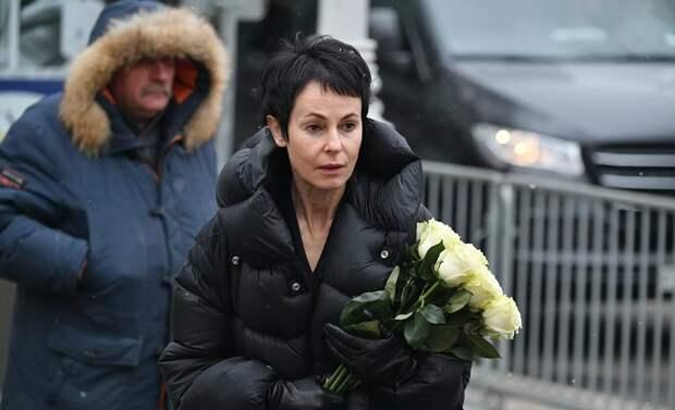 В Москве простились с Галиной Волчек