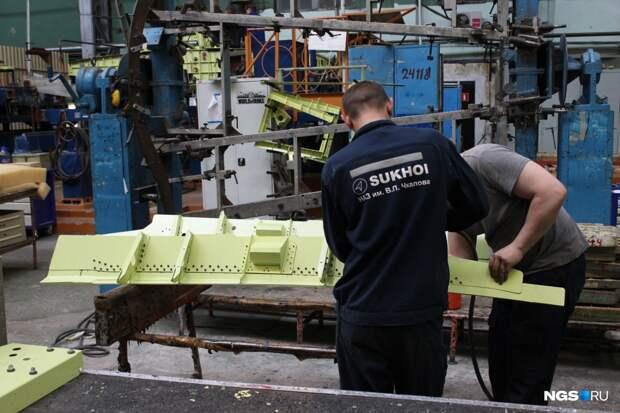 По словам одного из работников завода, часть цехов уже перевезли в Комсомольск-на-Амуре