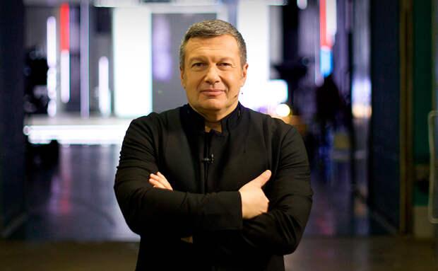 Российский телеведущий Соловьёв: Украина играет блистательно