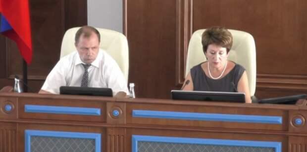 Депутаты Севастополя снова «споткнулись» на бюджете