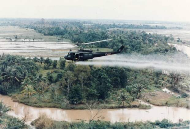 Ночь радужной химии. Экологическая война США с Вьетнамом
