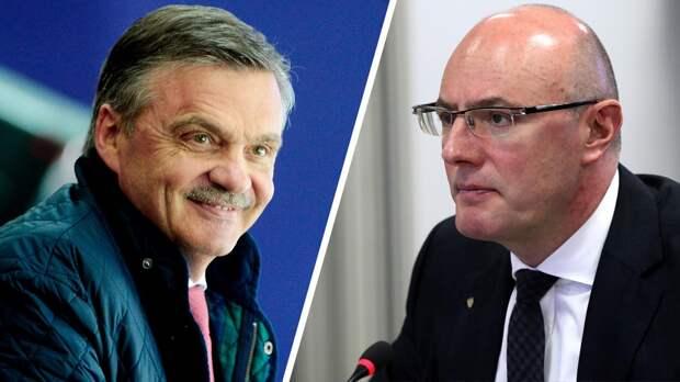 Швейцарцу могут подарить должность президентаКХЛ. Это пенсия для Фазеля залояльность кРоссии