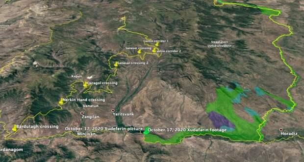 Коротко по Карабаху. 18.10.2020