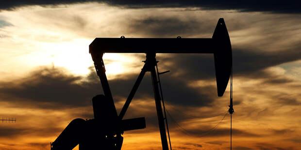 Нефть Urals опустилась до отрицательных значений