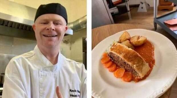 Супер-повар, который работает в доме престарелых (28 фото)