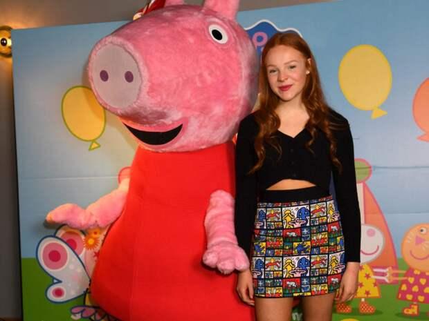 Свинка Пеппа заговорит другим голосом