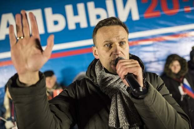 Запад использует Навального: зарубежные СМИ о вмешательстве в дела РФ