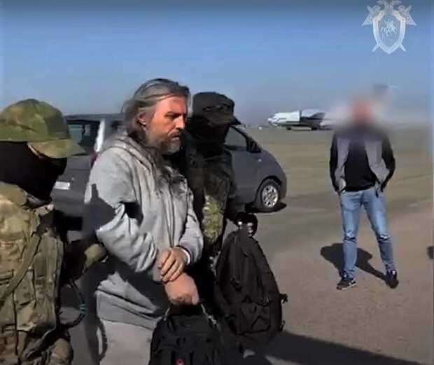 В Красноярском крае задержали Божьего сына Виссариона