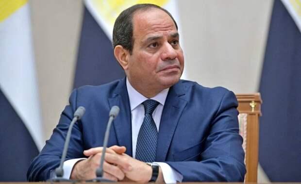 Президент Египта: Мы быстро изменим ситуацию в Ливии