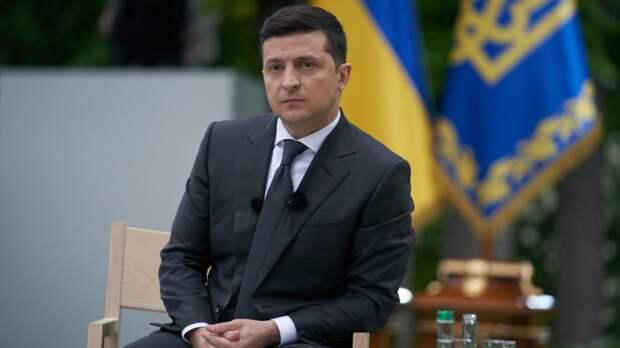 Украинцы высмеяли расхвалившего вклад Киева в освоение космоса Зеленского