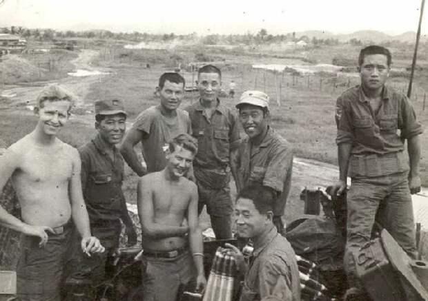 Сколько военных СССР отправил во Вьетнам во время войны с США