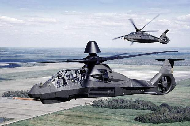 Русский Ка-52 заставил США свернуть разработку перспективного вертолета, потратив зря 20 лет и 8 млрд долларов