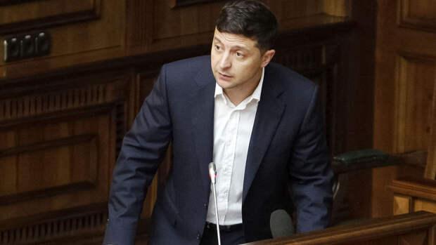 Украинский эксперт назвал страх Зеленского