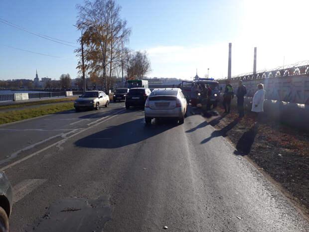 Два пешехода погибли на дорогах Удмуртии за два дня