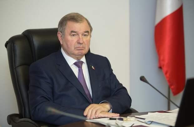 Председатель Госсовета Удмуртии Алексей Прасолов сложит полномочия